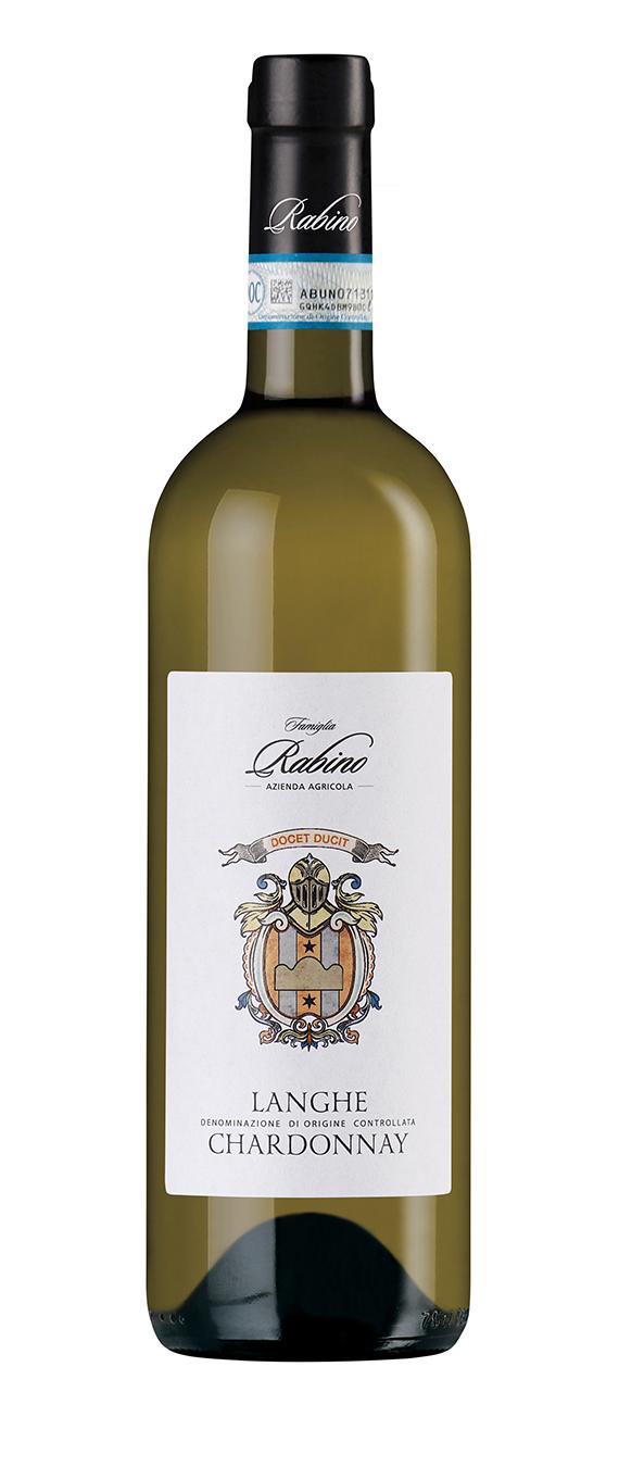 Rabino Luigi Langhe DOC Chardonnay